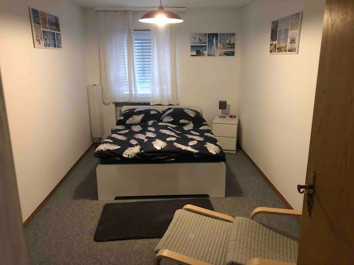 Ramstein/2 bed room/2bath/ app. with WIFI/cableTV.