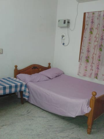 2 BHK house with ac* near CMC (Ground floor)