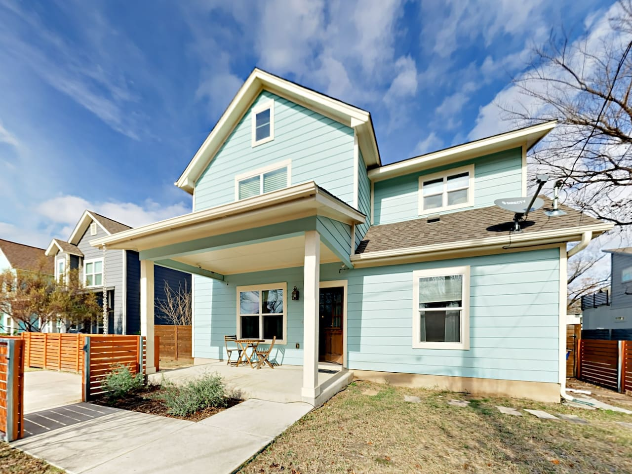 Welcome to Austin! Your rental is professionally managed by TurnKey Vacation Rentals.
