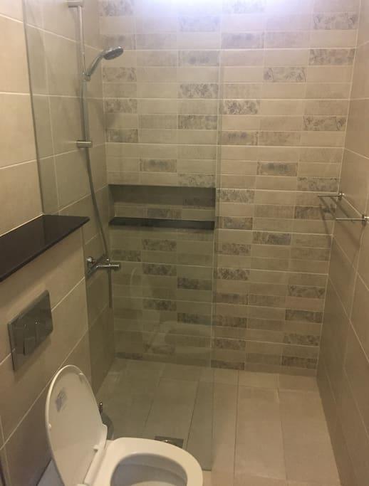 Bedroom 2. Bathroom