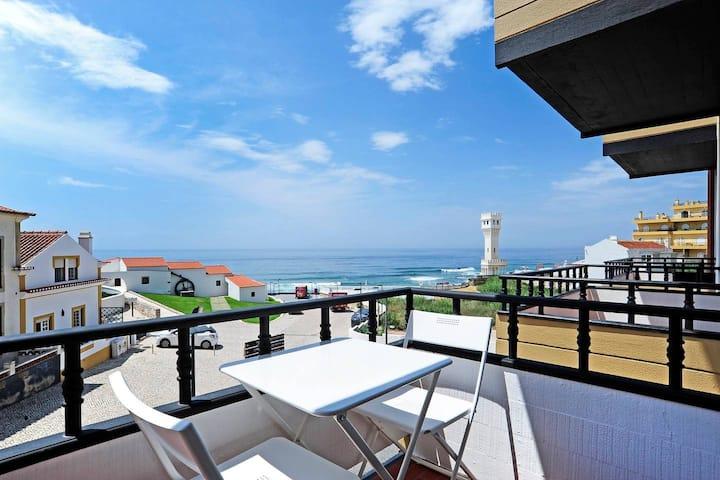 Azenha Sta Cruz T1 beach, sea view - Checkinhome