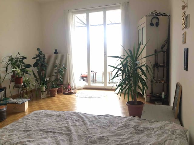 Apartment in coolest neighbourhood in Basel