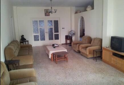 Furnished apartment in Bethlehem - Bethlehem - Lägenhet