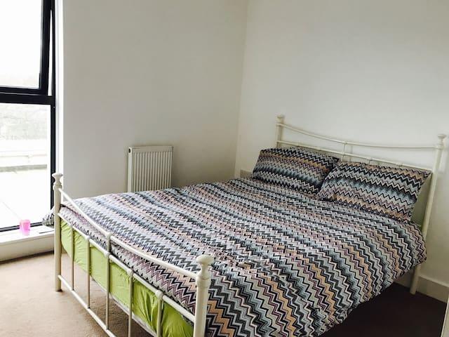 Nice and quiet double bedroom