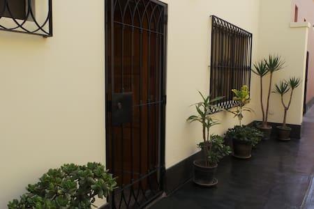 Habitación para 1 Cerca al Mar - Magdalena del Mar - House