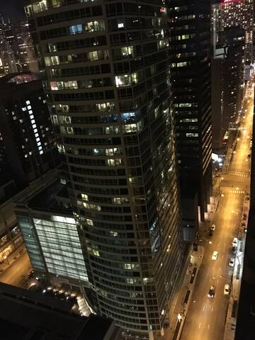 Amazing city view from top floor - Chicago - Apartment