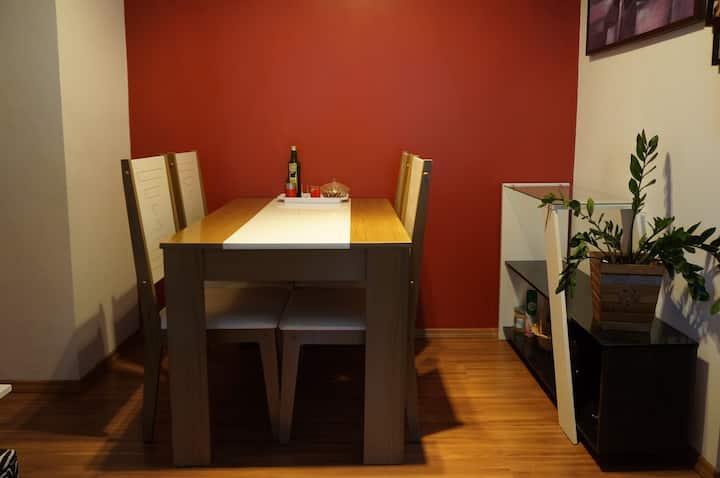 Apartamento de 3 quartos c/vaga a 5min do Iguatemi