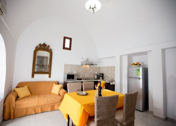 APARTMENT 2 BEDROOMS WITH TERRACE - Thera - Apartament