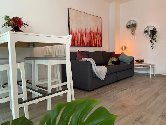 Stilvolles Apartment in ruhiger Innenstadtlage