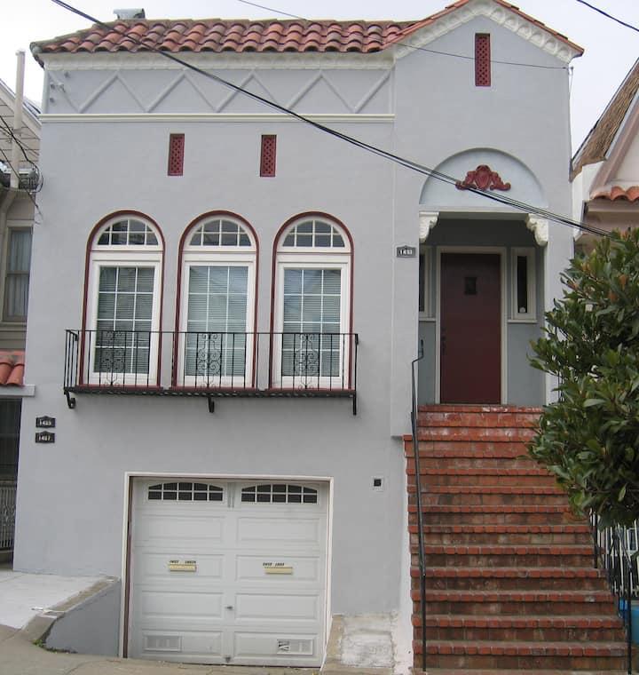 Private Entrance like a House, PoolTable, Fireplac
