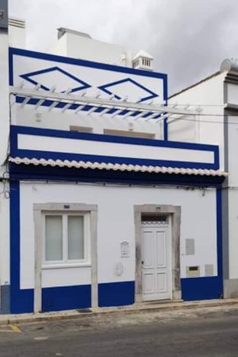 La Casa Azul, studio duplex de 75m en centre ville