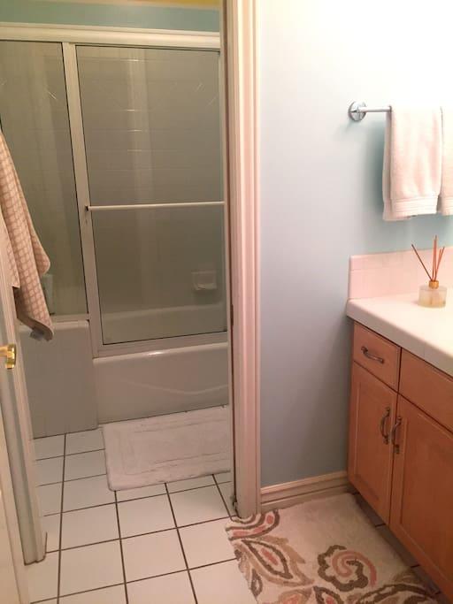 Full Private Bath