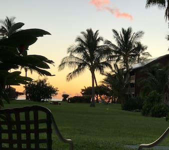 Shige & Jane's Molokai Beachfront Condominium 122