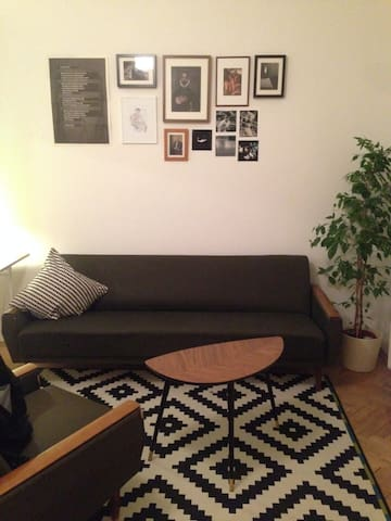 Central and Cosy Studio With Great View - Innsbruck - Byt