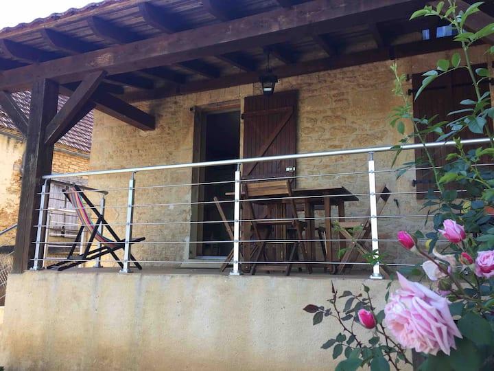 Gîte proche Sarlat à la campagne - la Roussie
