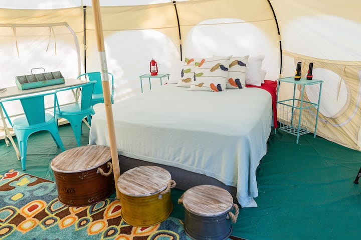 Tranquility Yurt