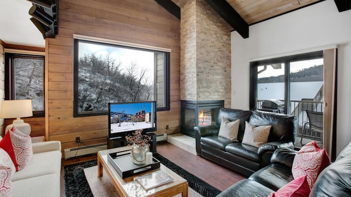 Luxurious Snowmass Condo Close To Everything