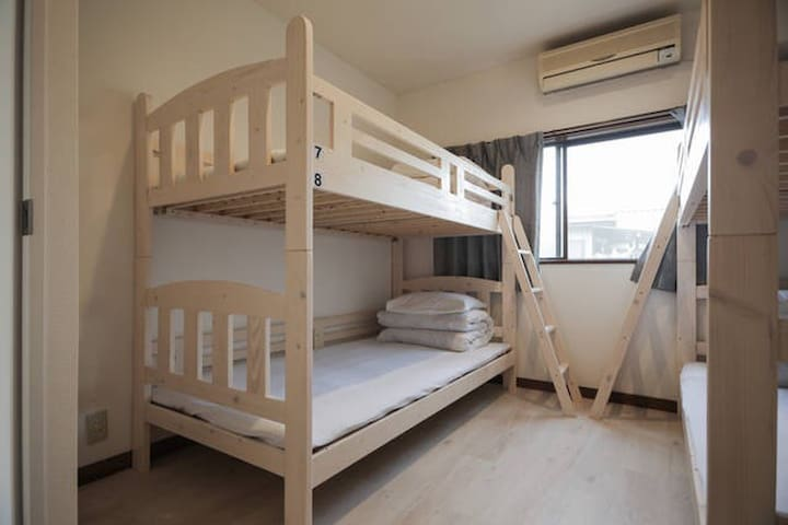 FOREST GUEST HOUSE(北新宿)202 - Shinjuku - House