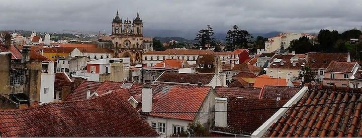 Apartamento T3- 100 metros do mosteiro de Alcobaça
