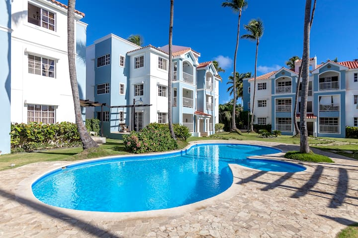 *WINTER HOLIDAYS NOW AVAILABLE*Perfect 2beds/2bath - Punta Cana