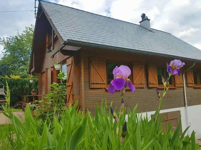 Chalet dans le massif des Vosges proche Gérardmer