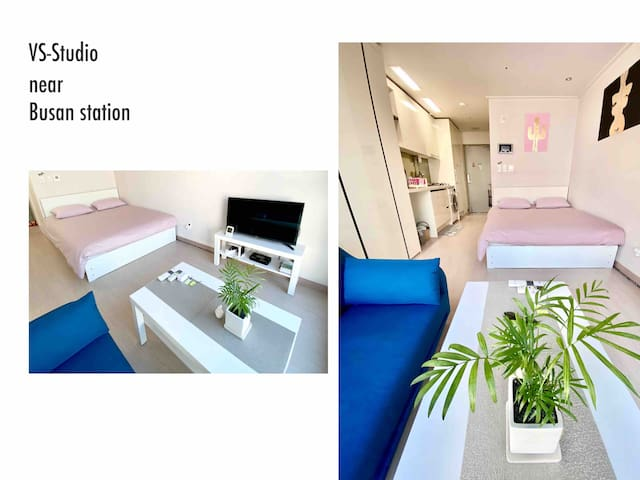 ***VS-Studio*** (near Busan KTX Station)