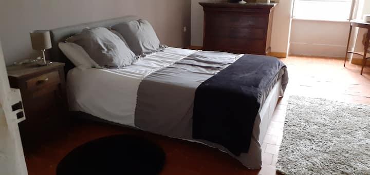 Bel appartement dans une maison de campagne