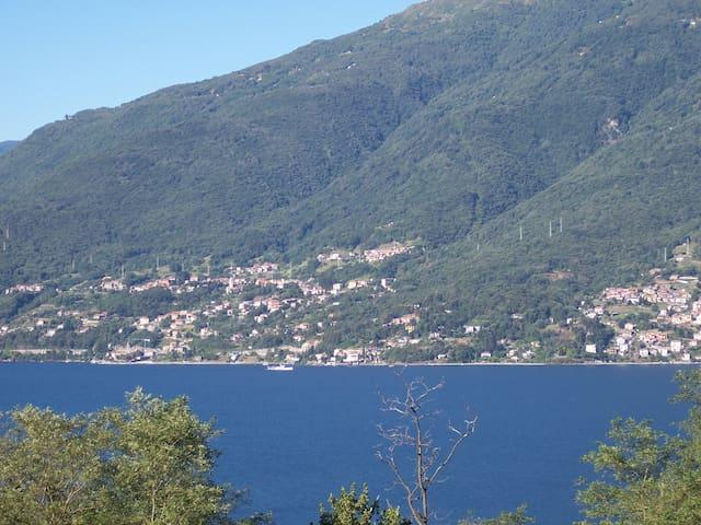 Villa Mimosa B con fantastica vista - Colico - Rumah