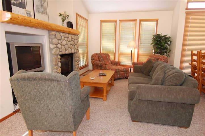 Snowcreek Resort, #988 Fairway Circle, BTC 4652