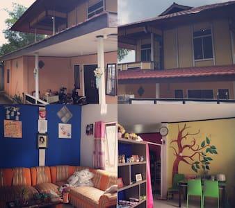 Rumah kayu Gea - Manokwari - Casa de hóspedes