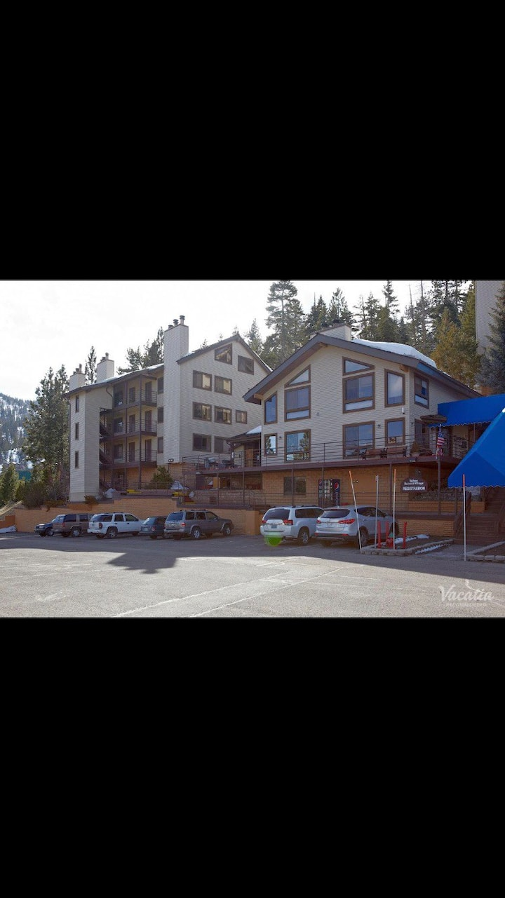Tahoe Summit Village two bedroom suite. Lake Tahoe