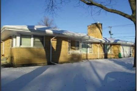 Furnished Home w/Amenities Near Chicago-North - Lincolnwood - Dom