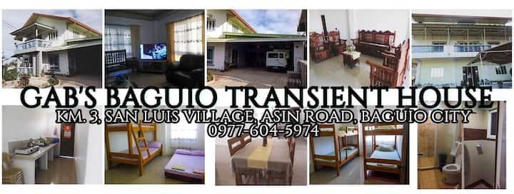Gab's Baguio Transient House
