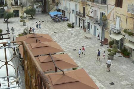 Delizioso appartamento vista mare - San Felice Circeo