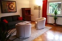 90qm ruhige Wohnung bis 6 P., südlich v. München