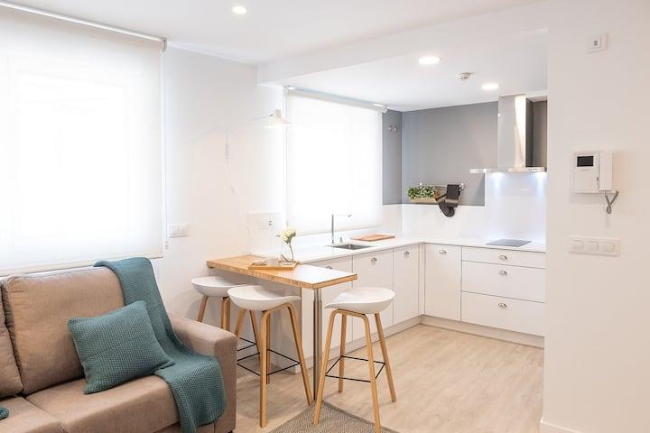 Apartamento Concheiros 5. Santiago de Compostela
