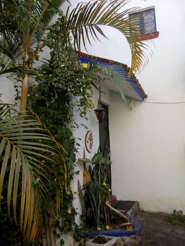 Bungalow acogedor y independiente en Cuernavaca