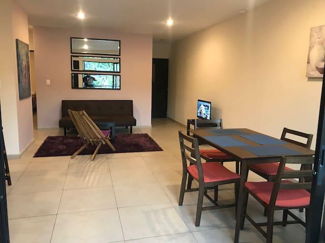 Amplio Apartamento en Colonia Escalon.