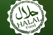 I can introduce you a recommended halal restaurant.