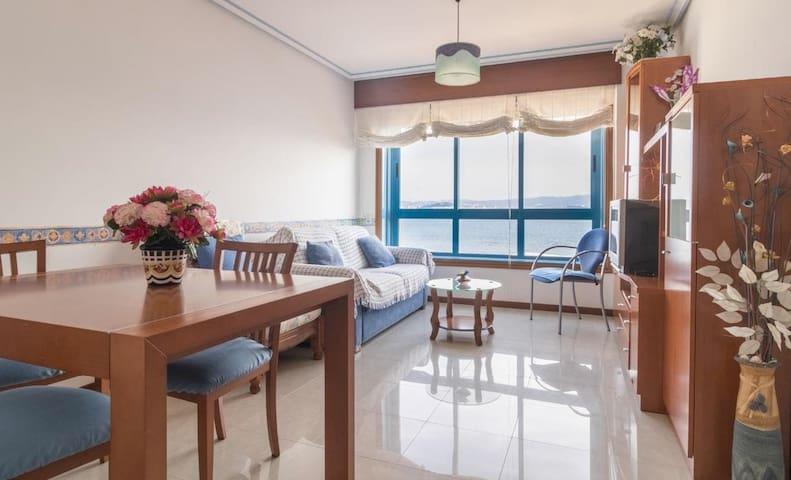 Precioso piso con vistas al mar