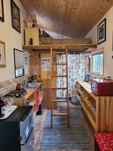 Portland AF Tiny Home