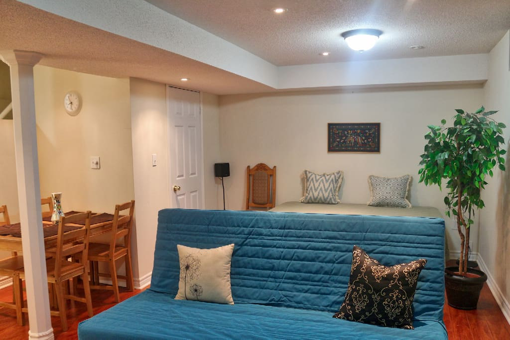 Large 1 Bedroom In Central Brampton With Wifi Apartments For Rent In Brampton Ontario Canada