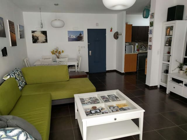 Spacious Apartment in Central Rehovot - Rehovot - Pis