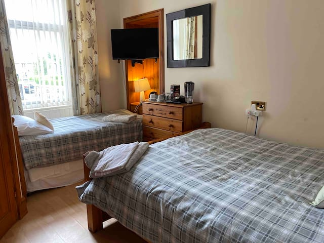 stirling house annexe Close to city centre B & B