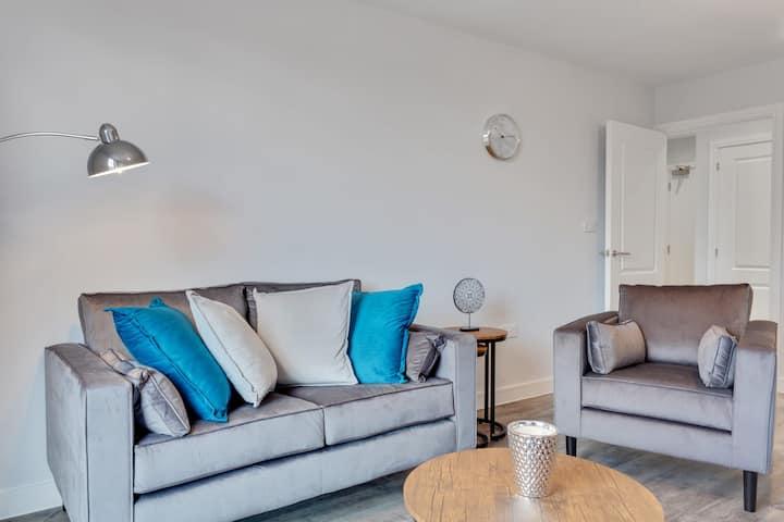 Stylish 1 bed flat in Central Birmingham
