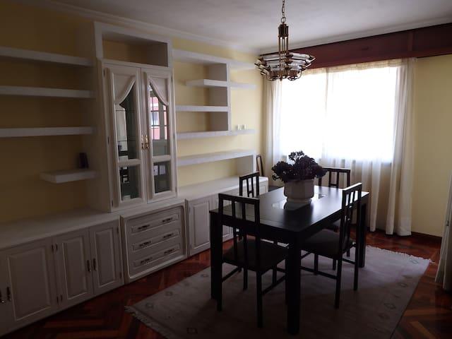 Apartamento céntrico y acogedor - Lugo - Wohnung