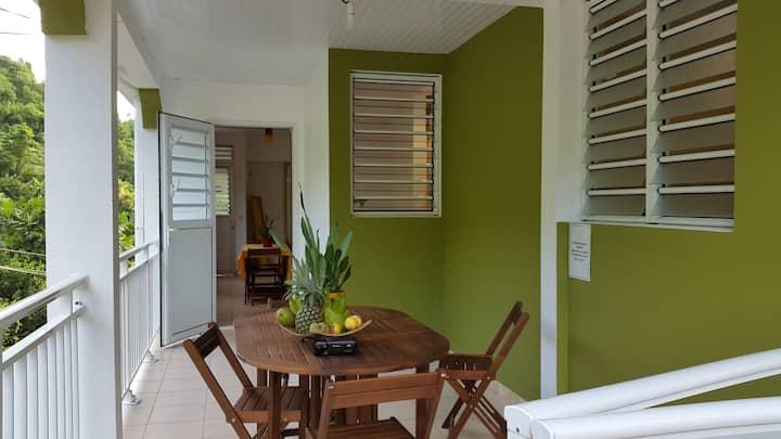 Marjoryhill II appartement lumineux et chatoyant