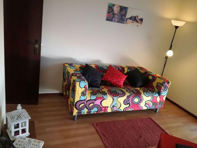 2 quartos aconchegantes à beira-mar - Vila do Conde - Apartament