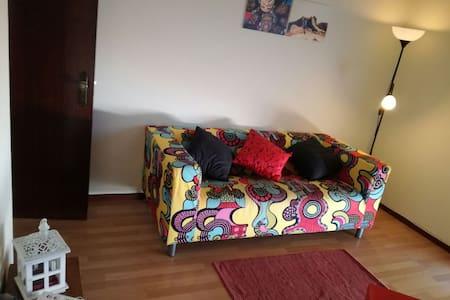 2 quartos aconchegantes à beira-mar - Vila do Conde - Apartamento