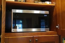 Brand-New Microwave Oven
